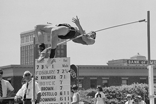 What does Dick Fosbury have to do with Office 365 Migrations?